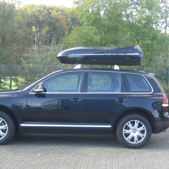 Dachbox Dachbox Kite Beluga bis 200 km/h möglich  Fiberglas GFK, 760 Liter, Tragkraft 95 kg - Die orginal box2000 nur von © surfbox.de