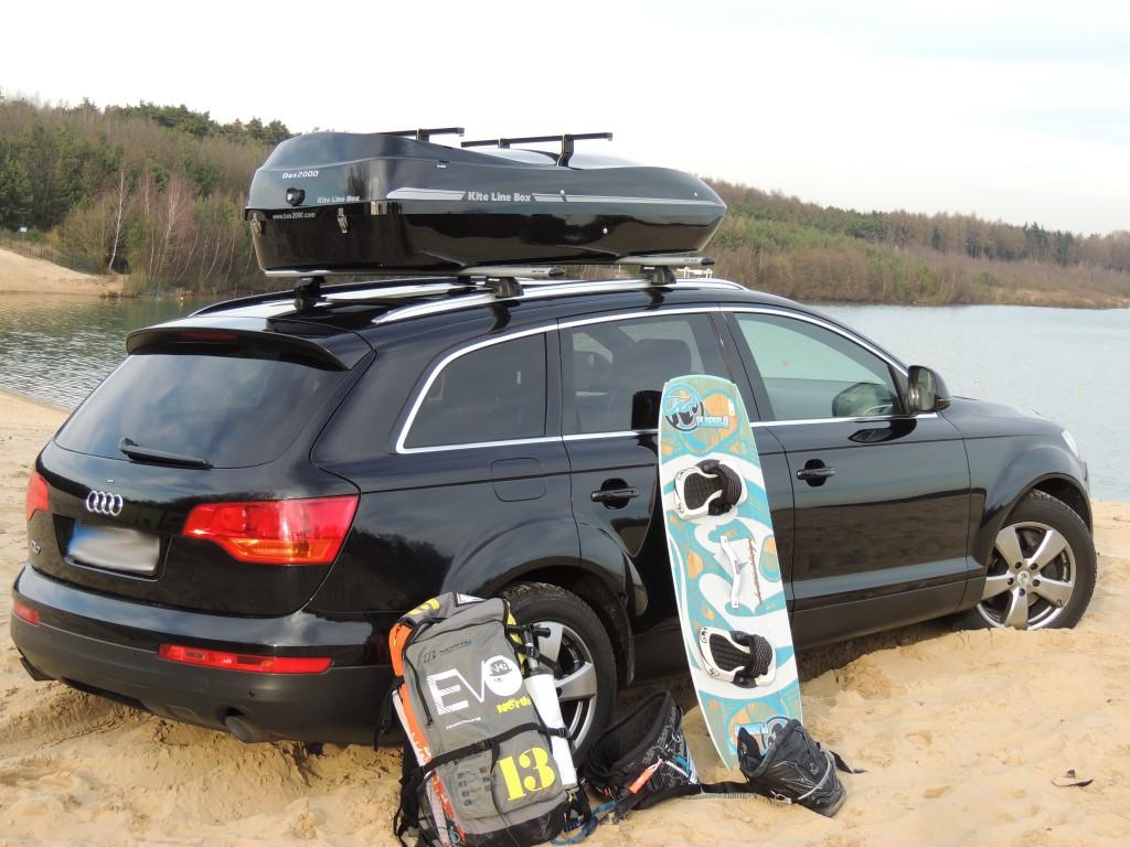 Audi Kundenbilder Big-Malibu XL SURF inkl. Surfbretthalter