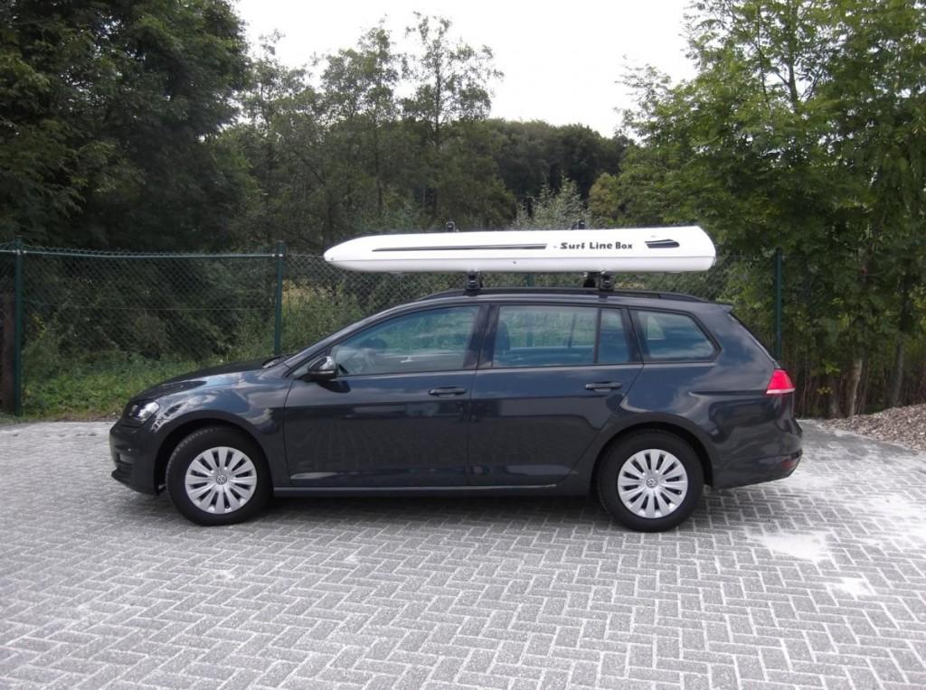 Golf Avant Slb Kundenbilder Big-Malibu XL SURF inkl. Surfbretthalter