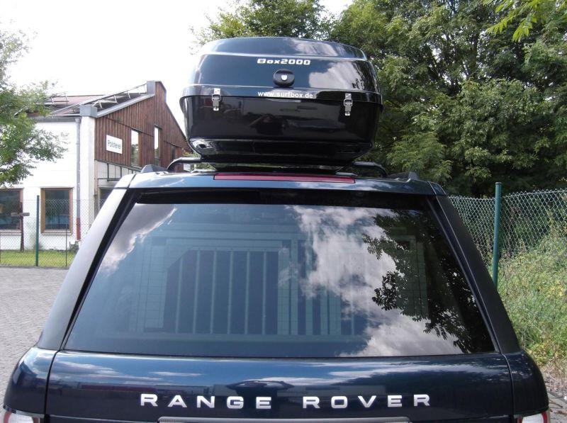 Range Rover Big Malibu Kundenbilder Big-Malibu XL SURF inkl. Surfbretthalter