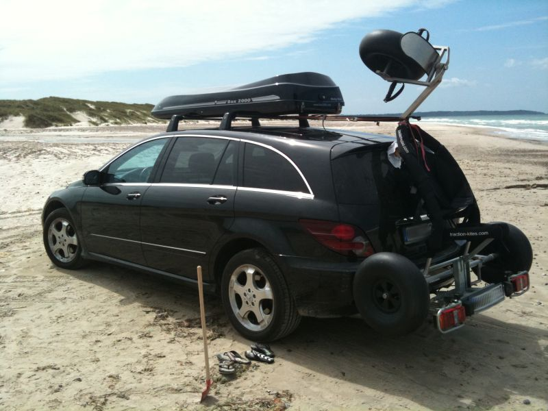 Juli  Mercedes Kundenbilder Big-Malibu XL SURF inkl. Surfbretthalter