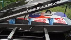 Top Audi Beluga  Foto's van dakkoffers