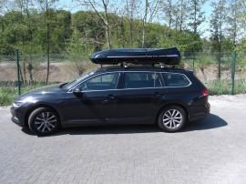 DSCF  Dachbox VW