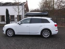 DSCF  Dachboxen Audi