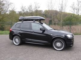 BMW DSCF Dachboxen
