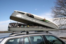 BMW Dachboxen