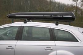 BMW Black Shark Prem Dachboxen