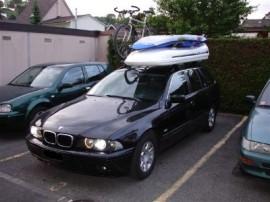 BMW Surfbox Bmw Dachboxen