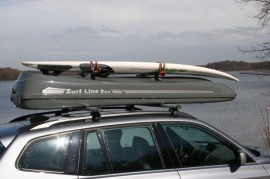 BMW Malibu Grau Bmw Dachboxen