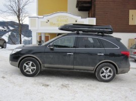 Hyundai Coffres de toit