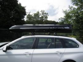 Kombi BMW Big Malibu Cámaras de techo Vagoneta