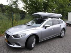 Kombi Mazda SLB Cámaras de techo Vagoneta