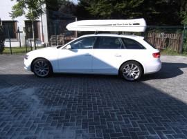 Kombi Audi Avant Big Malibu Cámaras de techo Vagoneta