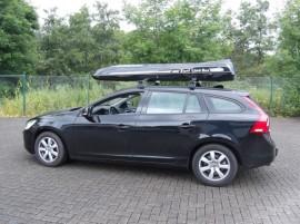 Kombi Volvo Malibu Cámaras de techo Vagoneta