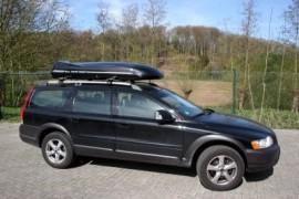 Kombi Volvo Mdxl Cámaras de techo Vagoneta