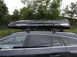 Kombi Volvo Moby Dick Cámaras de techo Vagoneta
