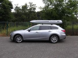 Mazda SLB Cámaras de techo