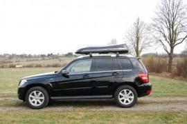 Mercedes Dachboxen SUV