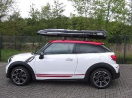 Mini Cooper Dachboxen
