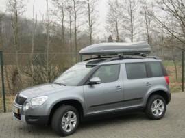 Skoda Dachboxen SUV