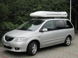 Surfbox Mazda Cámaras de techo