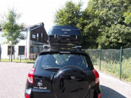 Toyota Rav Big Malibu Dachbox