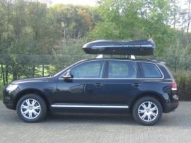 Beluga Schwarz ROOF BOXES VW