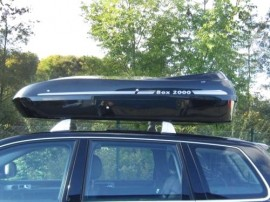 Beluga Xxl ROOF BOXES VW