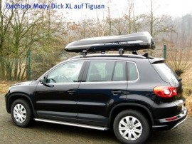 Tiguan Mobyxl ROOF BOXES VW