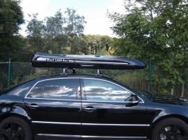 Phaeton Malibu ROOF BOXES VW