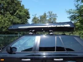 Range Rover Sport Big Malibu box sul tetto
