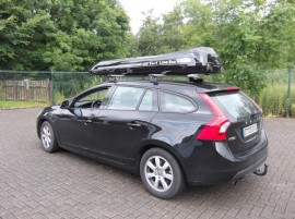 Volvo Malibu ROOF BOXES