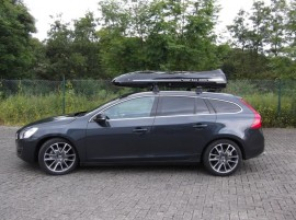 Volvo Moby Dick ROOF BOXES