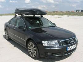 Kunde Vorn  Mobila Skibox Box Cajas de Techo Audi