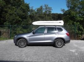 SUV  Bmw Big Malibu Dachboxen