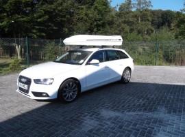 Audi  Avant Big Malibu Cajas de Techo