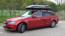 Audi Belugaxxl  Cajas de Techo