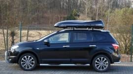 Nissan Qua Dachboxen SUV