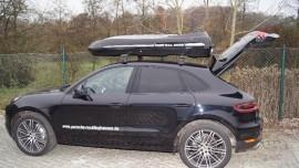 Porsche Macan Beluga Xxl  BOX PORTABAGAGLI