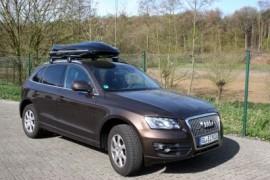 Cajas de Techo Audi