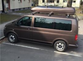 Big Mali Lackiert  ROOF BOXES VW