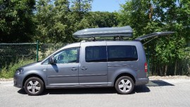 Caddy Belugaxxl  ROOF BOXES VW