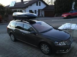 Passat Beluga  ROOF BOXES VW