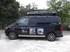 Big Malibu ROOF BOXES VW