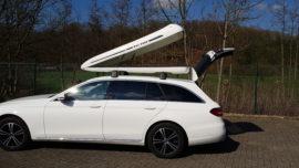 Mercedes E-Klasse Dachboxen Mercedes Benz Dachbox ALB 800