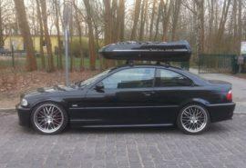 """BMW 3er Coupe Dachboxen BMW Box da tetto Beluga """"Golf e Kite"""" vantaggio attraverso la qualità"""