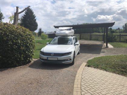 Volkswagen Passat Kundenbilder Big-Malibu XL SURF inkl. Surfbretthalter