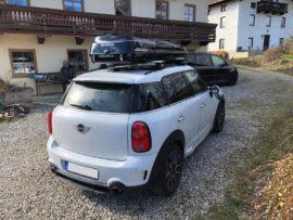 Mini Mini  Dachboxen Cooper