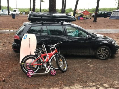 "Volkswagen Passat Kundenbilder Dachbox Moby Dick ""Aktion alles inklusive"""
